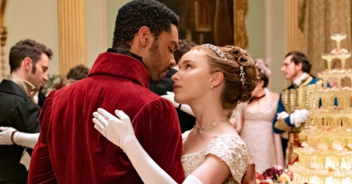 Bridgerton: Το ρομαντικό μυθιστόρημα που έγινε ταινία στο Netflix