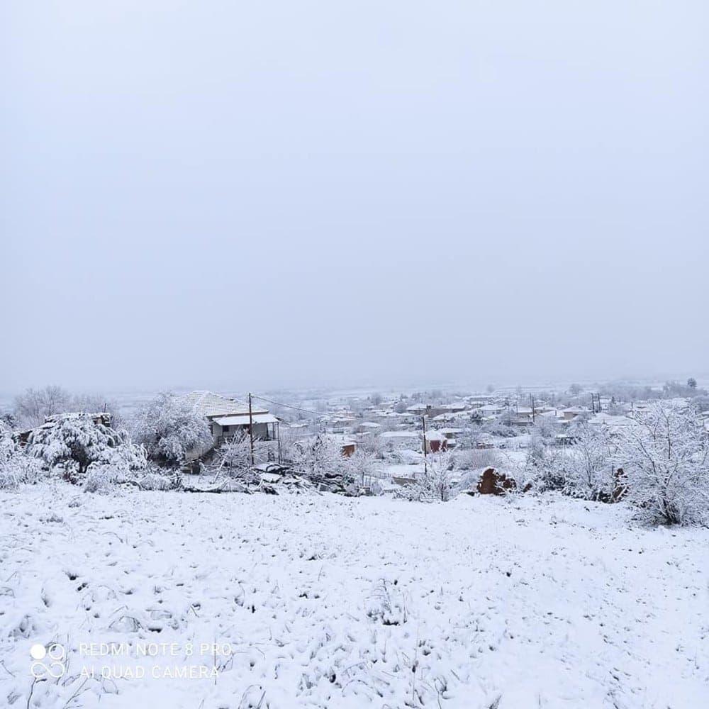 Μια βόλτα στη χιονισμένη Ελλάδα