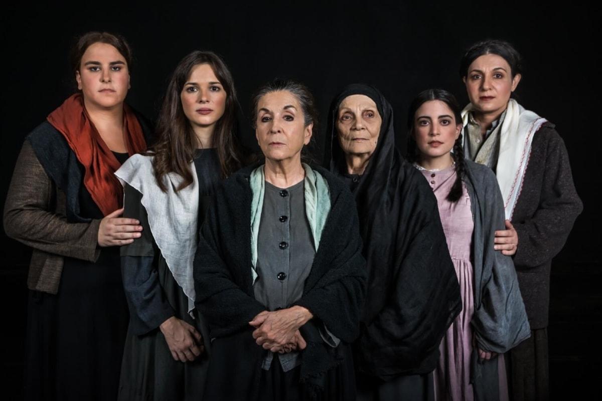 """Θέατρο: """"Γυναίκες του Παπαδιαμάντη"""" σε online streaming"""