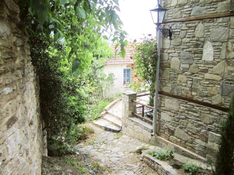 Θεολόγος: Το ορεινό χωριό της Θάσου που μαγνητίζει τους επισκέπτες του