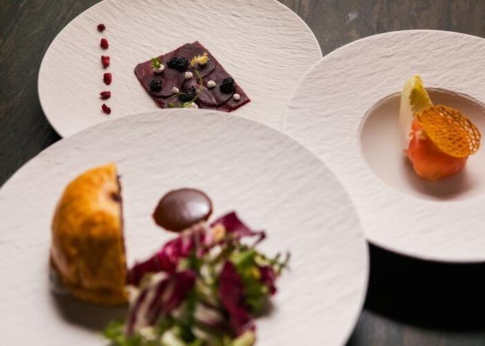 Valentine's dinner: Το Le Pavillon ετοιμάζει το πιο ρομαντικού μενού για το σπίτι σας