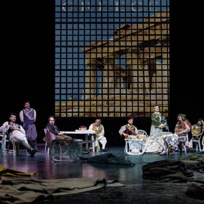"""Εθνικό: Η παράσταση """"Βαβυλωνία"""" σε live streaming"""