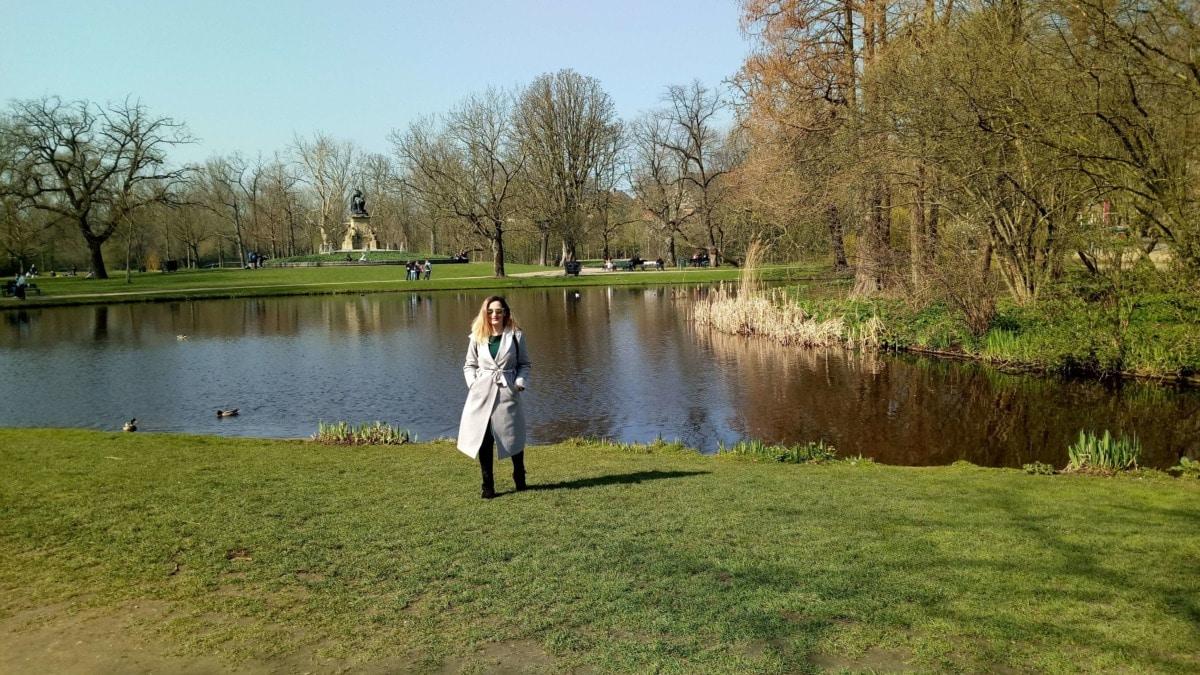 Άμστερνταμ: Μια στάση στο πάρκο Vondelpark