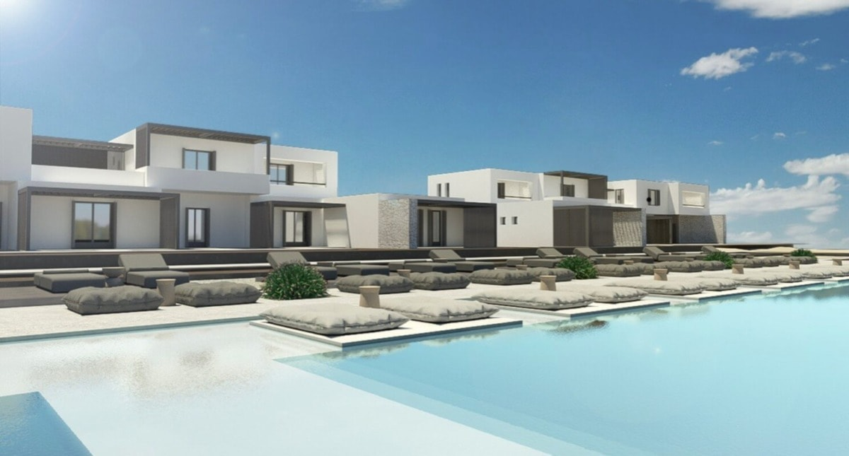 Cove Paros: Το νέο boutique hotel θα γίνει και ο γαστρονομικός σου προορισμός