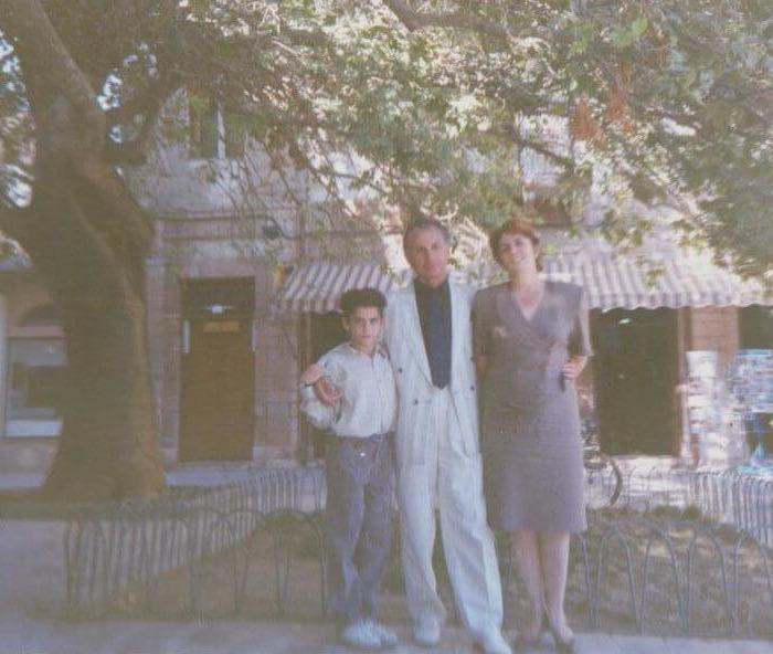 Ναύπλιο: Ο Ιάκωβος Γκόγκουα μας ξεναγεί στον τόπο καταγωγής του