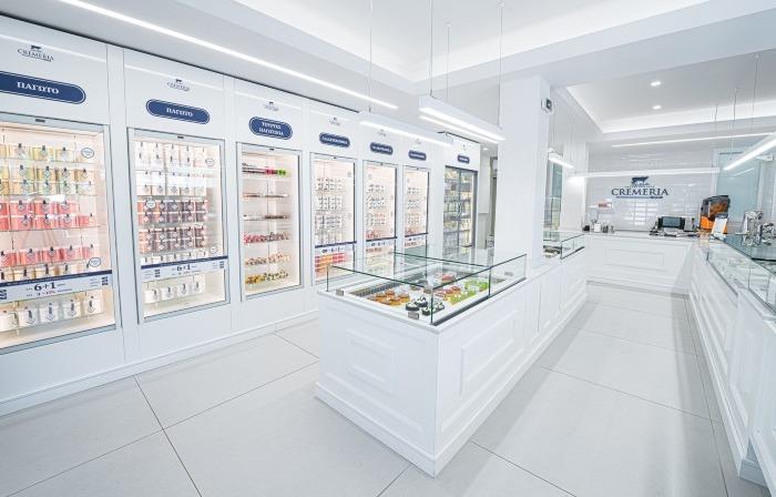 Cremeria Veneti: Το πρώτο boutique γαλακτοπωλείο άνοιξε στην Κηφισιά